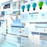 banner ads and landing pages